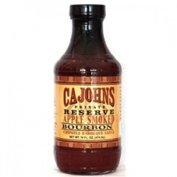 Cajohn's Bourbon Chipotle Barbecue Sauce