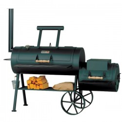 SMOKY FUN Party Wagon 20 Zoll