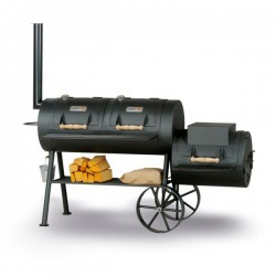 SMOKY FUN Party Wagon 24 Zoll