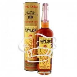 E.H. Taylor Straight Rye Bourbon