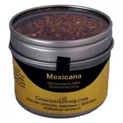 Mexicana BBQ-Gewürz Gourmetdose