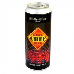 Bier - Grill Chef Bier