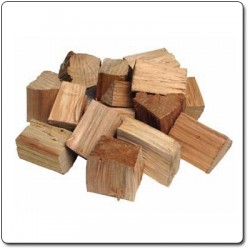 Wood Chunks Eiche
