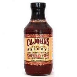 Cajohns Raspberry Vodka BBQ Sauce